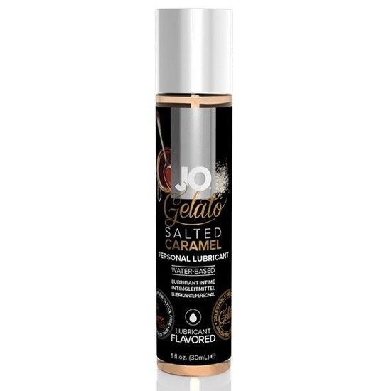 System JO - Gelato Salted Caramel Lubricant Water-Based 30 ml